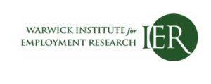 Warwick Institute for Employment Research (WIER) logo