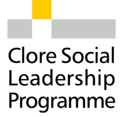 Clore Social Leadership logo