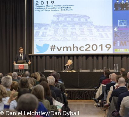 KCMHR Veterans Mental Health Conference