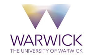 University of Warwick (in partnership with QinetiQ and X-Forces) logo