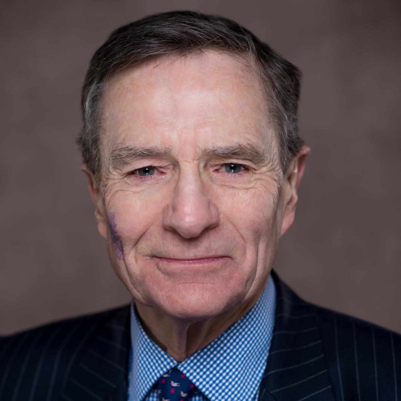 Photo of General Sir John McColl KCB CBE DSO