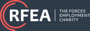 Regular Forces Employment Association logo