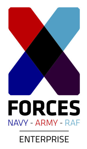 X Forces logo
